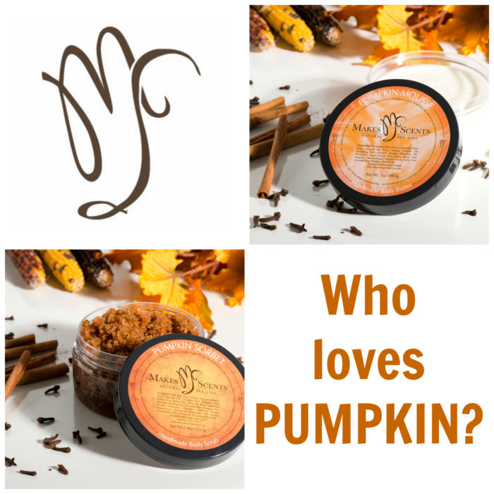 Peppermint and Pumpkin and Spice Spa Treatments Oh My!