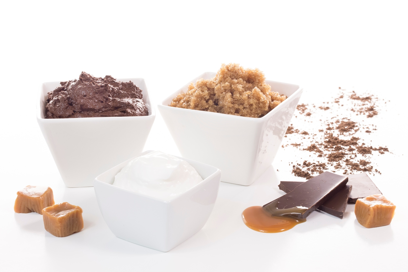 Caramel Hot Chocolate Body Immersion - Makes Scents Natural Spa Line