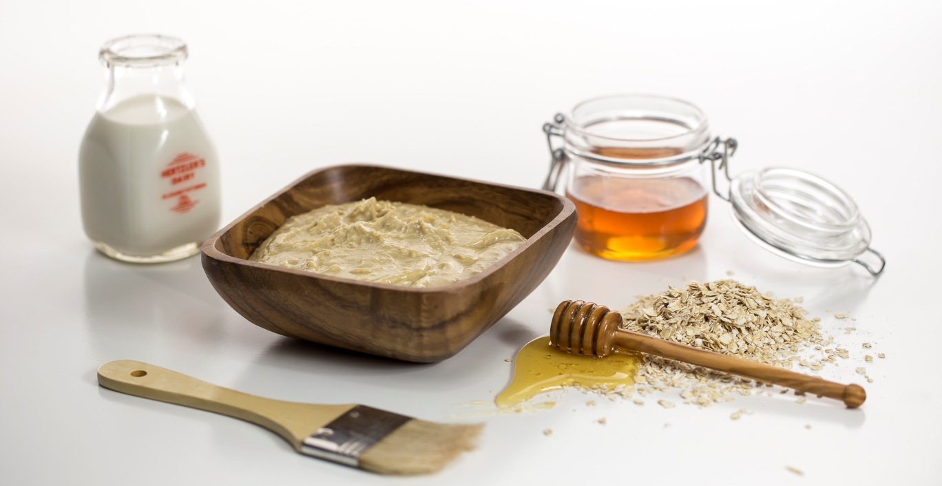 Oatmeal Milk & Honey Body Wrap - Makes Scents Natural Spa Line