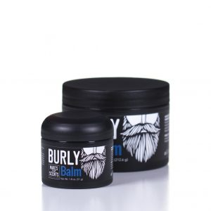 Burly Balm - Vegan - Cruelty-Free - Makes Scents Natural Spa Line