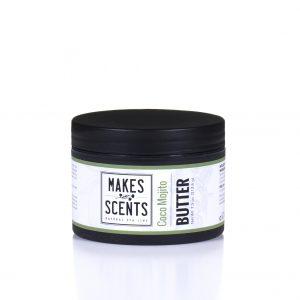 Coco Mojito Body Butter - Vegan Cruelty-Free- Makes Scents Natural Spa Line