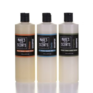 Balance - Clarify - Invigorate Shampoo - Sulfate-Free - Vegan - Natural - Cruelty-Free - Makes Scents Natural Spa Line