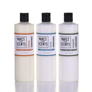 Balance - Clarify - Invigorate Conditioner - Vegan - Cruelty-Free - Sulfate-Free - Makes Scents Natural Spa Line