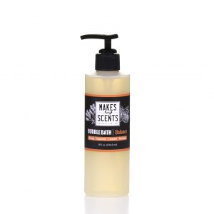 Balance Bubble Bath - Vegan - Cruelty-Free - Sulfate-Free - Makes Scents Natural Spa Line