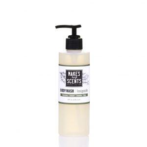 Invigorate Body Wash- Vegan - Cruelty-Free - Paraben-Free - Sulfate-Free- Makes Scents Natural Spa Line