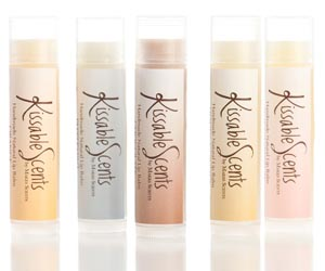 Makes Scents Natural Spa Line Kissable Scents Lip Balm