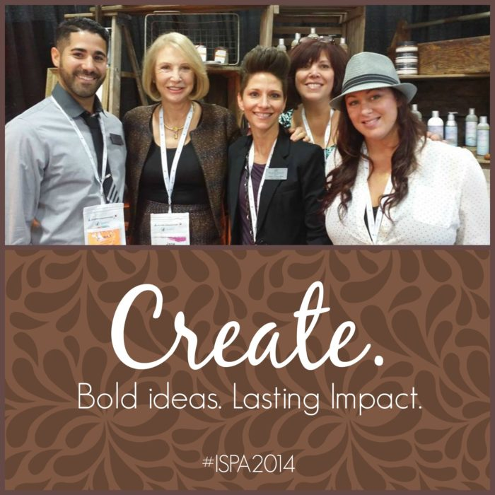 ISPA 2014 - Makes Scents Natural Spa Line