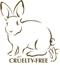 MS cruelty free bunny