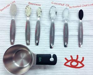 DIY Mascara Ingredients