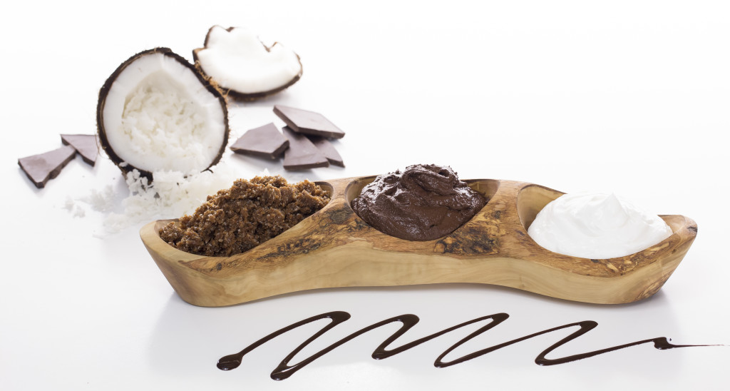 Chocolate Dipped Coconut Body Immersion - Makes Scents Natural Spa Line