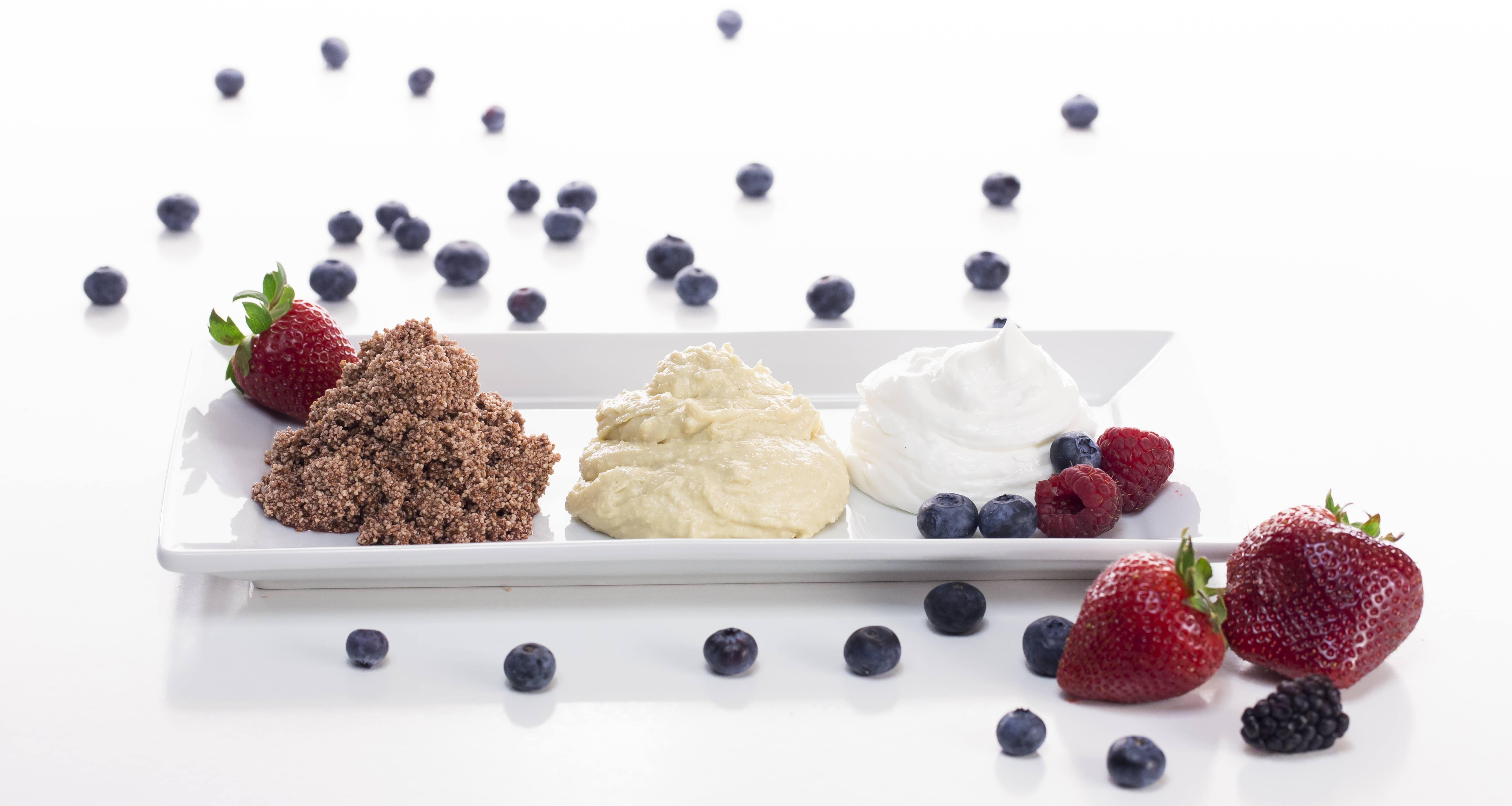 Sweet Cream & Berries Escape - Makes Scents Natural Spa Line