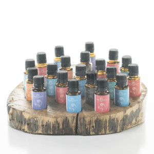 Certified Pure Essential Oil Blends - Makes Scents Natural Spa Line