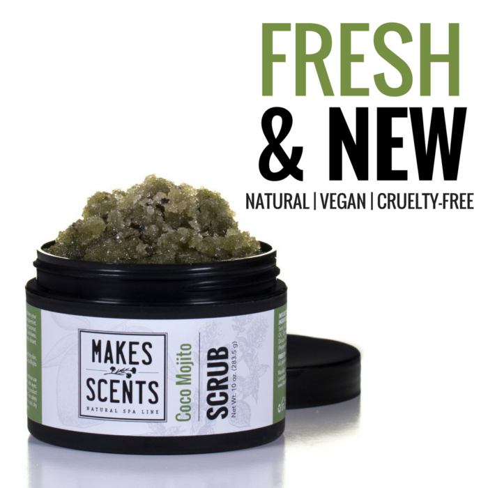Fresh & New - Makes Scents Natural Spa Line