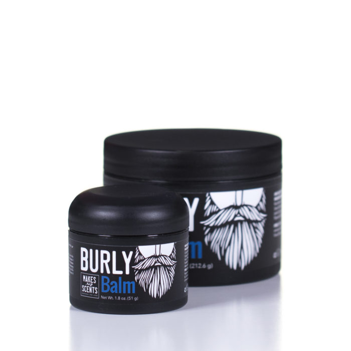Burly Balm - Vegan - Natural - Cruelty-Free - Makes Scents Natural Spa Line