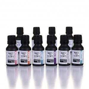 Essential Oils - Vegan - Cruelty-Free - Natural - Makes Scents Natural Spa Line