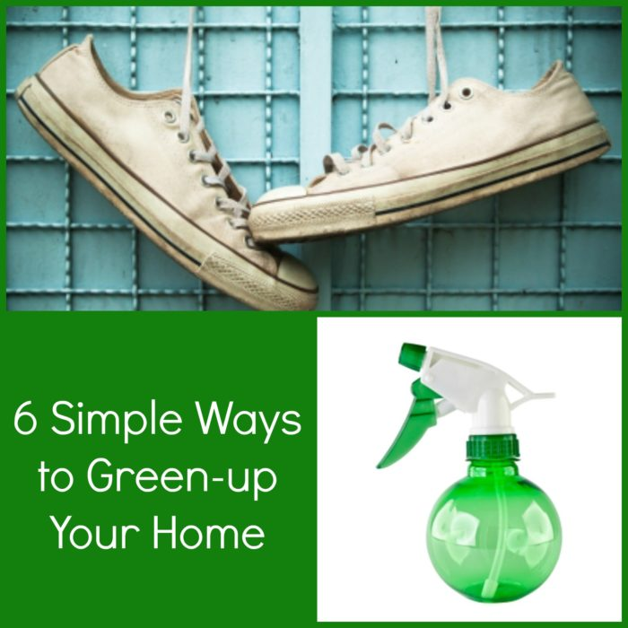 6 Simple Ways to Green-up Your Home
