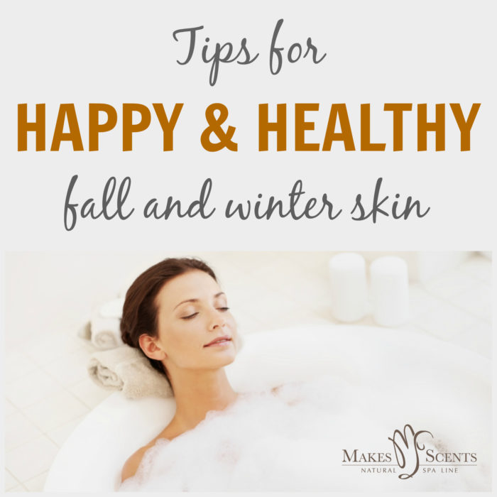 4 Tips for Happy Fall Skin