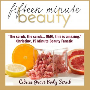15 Minute Beauty Makes Scents Natural Spa Line Review