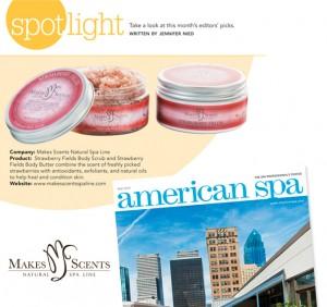 American Spa Magazine June 2015