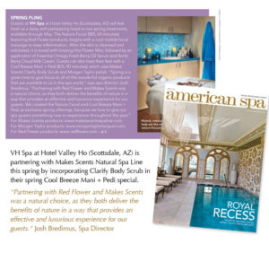 We're In the News | Makes Scents Natural Spa LineMakes