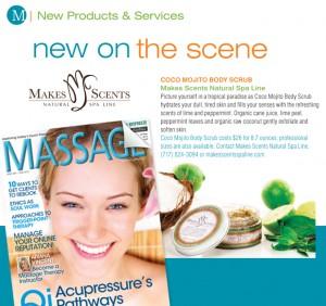 Massage Magazine June 2015