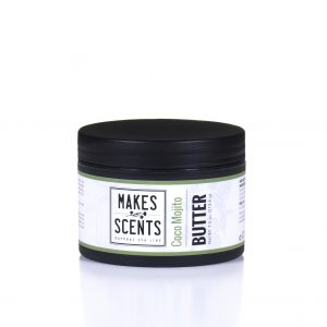 Coco Mojito Body Butter - Vegan Cruelty-Free- Makes Scents Natural Spa Line