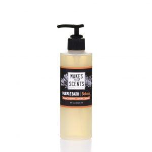 Balance Bubble Bath - Vegan - Cruelty-Free - Sulfate-Free - Makes Scents Natural Spa Line