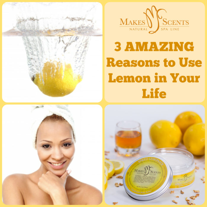 3 Reasons to Use Lemon in Your Life