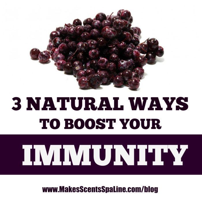 3 Natural Ways to Boost Your Immunity - Makes Scents Natural Spa Line