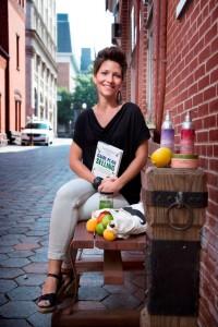 Heather Kreider, Owner, Makes Scents Natural Spa Line