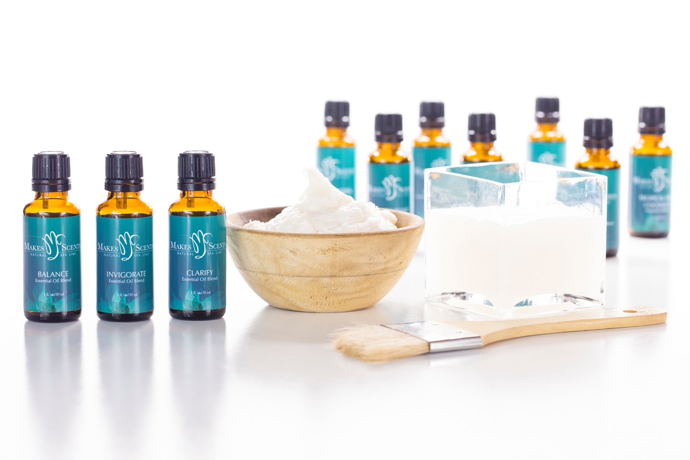 Versatile Body & Nail Treatment Line _ Makes Scents Natural Spa Line