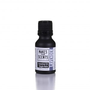 Lavender Essential Oil - Vegan - Cruelty-Free - Makes Scents Natural Spa Line