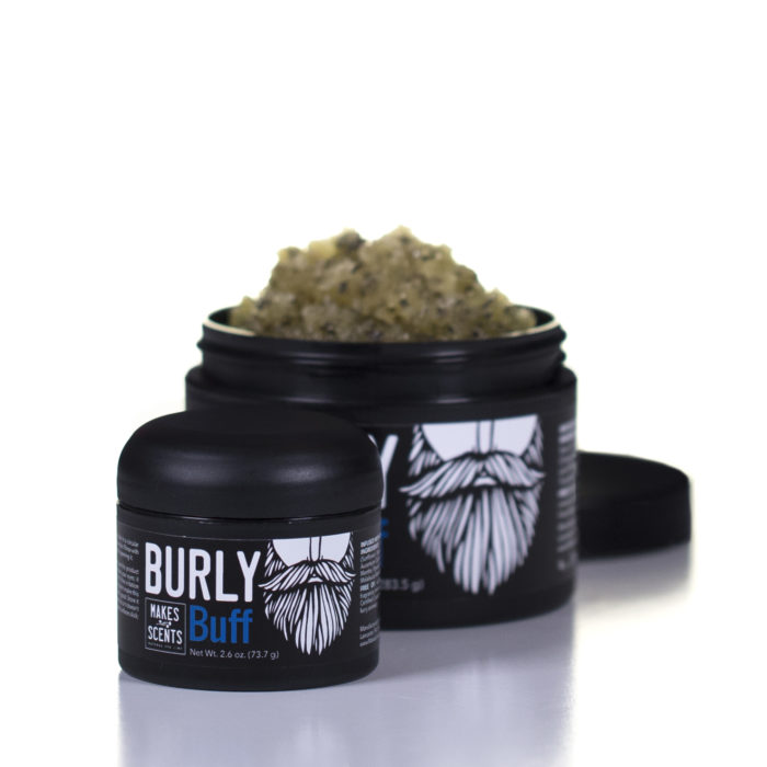 Burly Buff - Vegan - Natural - Cruelty-Free - Makes Scents Natural Spa Line
