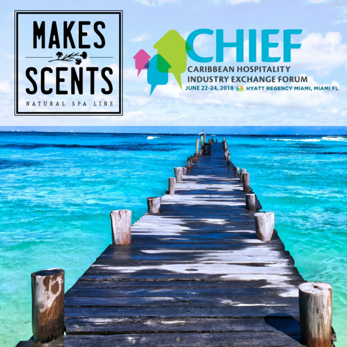 Makes Scents Natural Spa Line - CHIEF - Caribbean WE