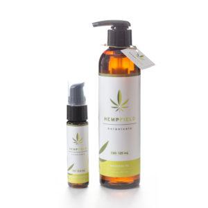 Hempfield Botanicals CBD Massage Oil