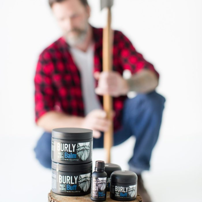 Burly Skincare | Makes Scents Natural Spa Line