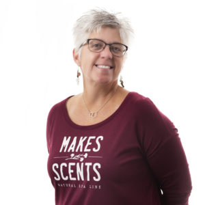 Lori Glick | Makes Scents Natural Spa Line