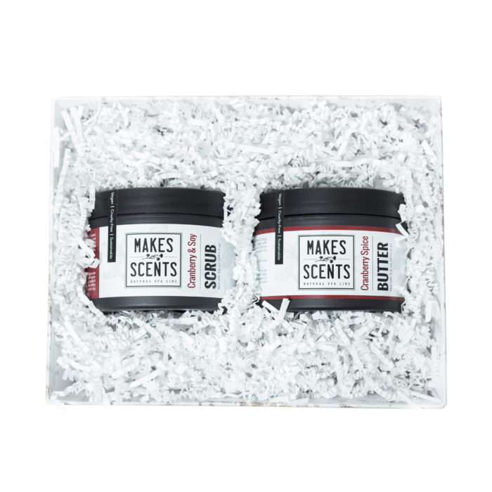 Home for the Holiday Gift Basket | Makes Scents Natural Spa Line