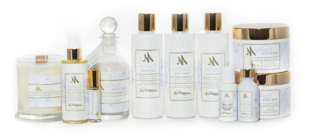 Mirbeau Inn & Spa | Makes Scents Natural Spa Line