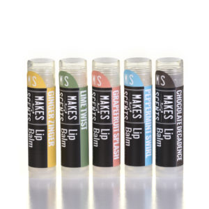 Vegan Cruelty-Free Lip Balm | Makes Scents Natural Spa Line